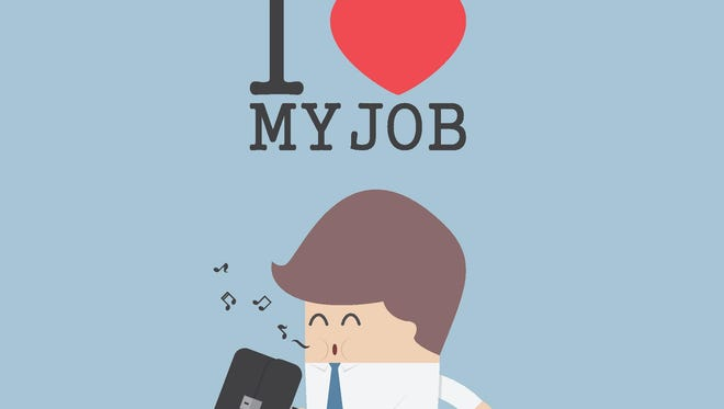 """Research shows that people are happier, healthier and more productive when they are doing """"meaningful"""" work."""