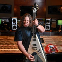 Hard rock producer Nick Raskulinecz brings the noise and Grammy credentials to Music Row