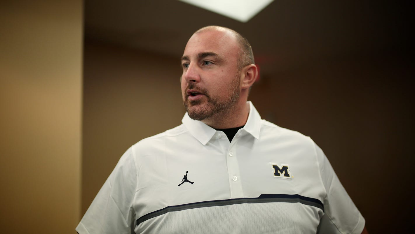 Michigan football gives Chris Partridge raise and new responsibility