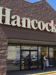 Hancock Fabrics stores closed this summer around the country. This branch was in Grand Chute.