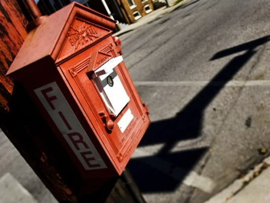 City Council will consider whether to drop a requirement for businesses to connect to the Gamewell fire box system at its meeting Tuesday night.