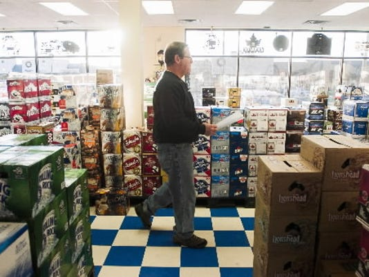 Sen. Scott Wagner's liquor privatization plan would allow beer distributors to sell wine and liquor.