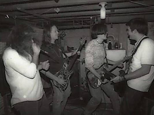 The Salisbury, Md., band Red Weasel plays during its heyday. The local production company Media Boomtown recently created a documentary on the group.