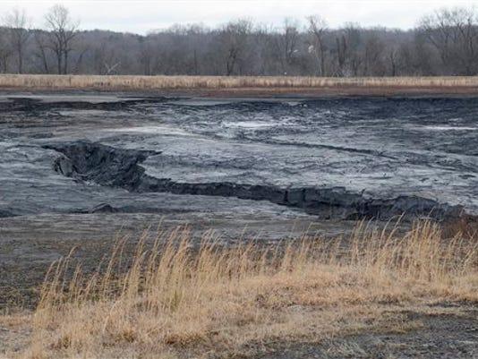Duke Energy, coal ash spill, Dan River