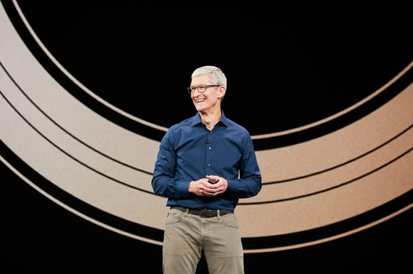 Apple CEO Tim Cook seemingly will narrate a peculiar batch of iPhones, which analysts bid incessantly is the iPhone eleven, iPhone eleven Reputable and iPhone eleven Reputable Max.