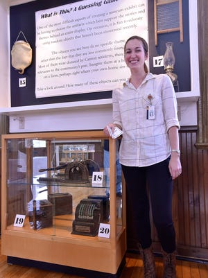 What's that? A new Canton Historical Museum exhibit is an interactive guessing game that lets visitors guess historic objects on display.