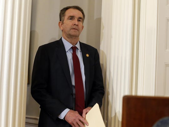 Virginia Gov. Ralph Northam is under fire for a racial photo that appeared in his college yearbook.