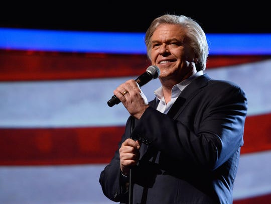 Comedian Ron White will perform next week in Elmira.