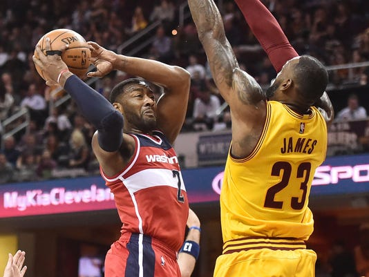 a2fbd24482d Wizards top Cavaliers in impressive road win to draw closer to first ...