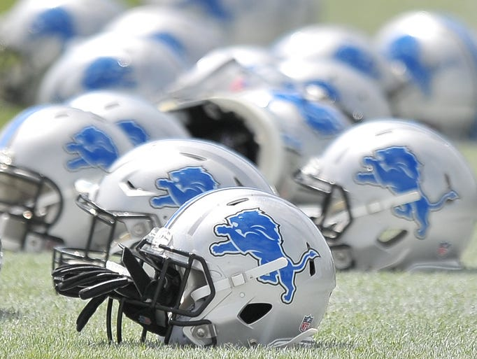 The Detroit Lions released their schedule for the 2016