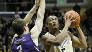 Can incoming freshmen and improved returning players lead to a boost in rebounding for Purdue?