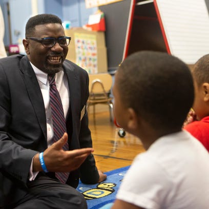 Interim MPS Superintendent Keith Posley returns to his roots; vows to 'tweak' budget