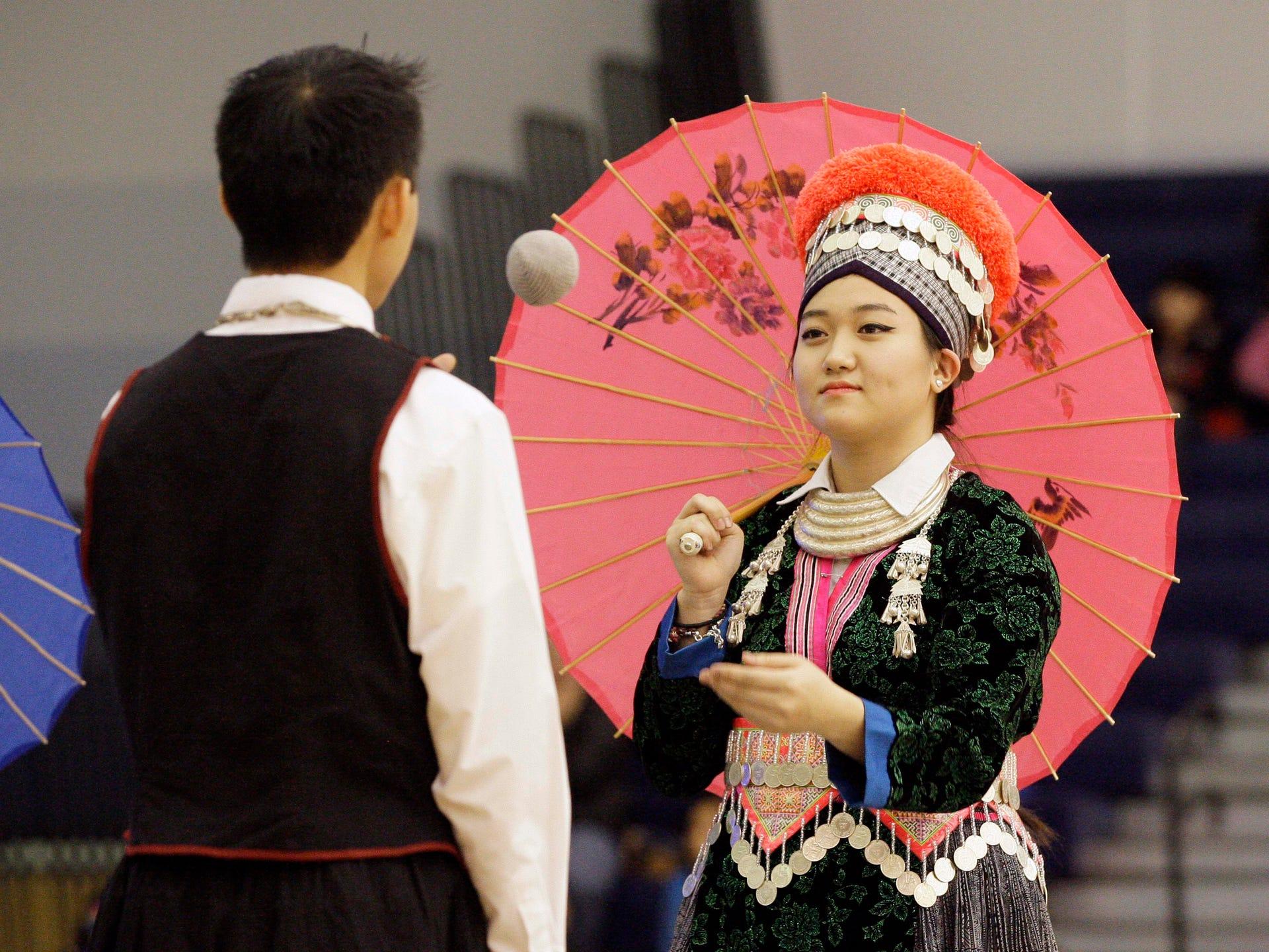 Hmong community celebrates the Hmong New Year in Sheboygan