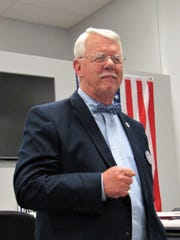 Alderman Ron Williams talked about what makes an effective