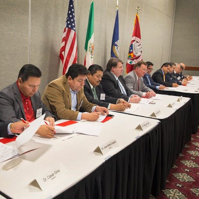 UL, Mexican leaders: Pact to help all