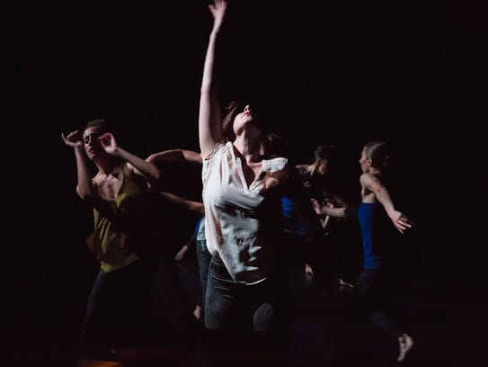 Ariel Rivka, an all-female dance troupe based in New