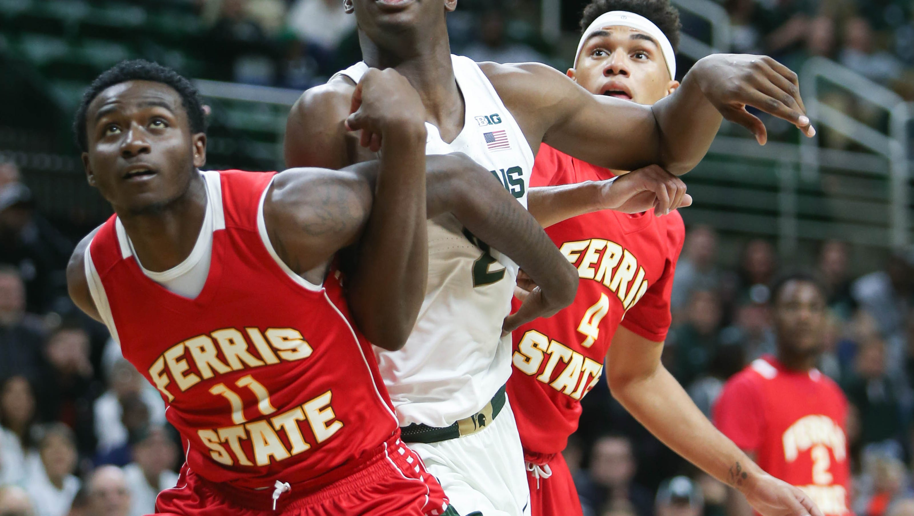 Ferris State Basketball Playing For Division Ii National Championship