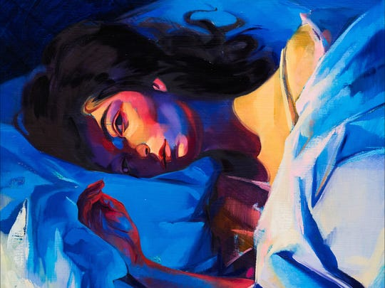 Lorde's sophomore album, 'Melodrama,' is out Friday.