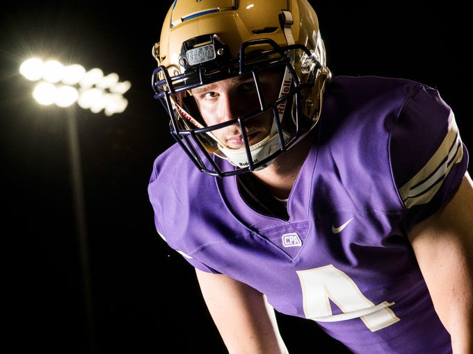 CPA's Kane Patterson poses for a portrait in Nashville,