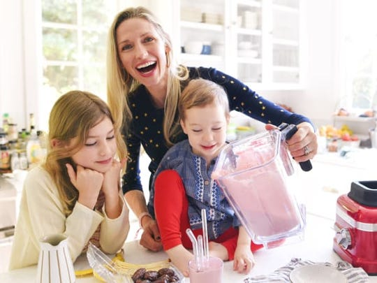 Catherine McCord is a mom of three and the founder of Weelicious and One Potato.