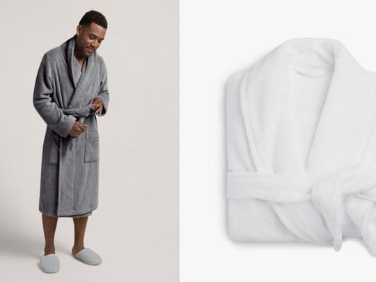Best Valentine's Day gifts for men: Parachute Classic Bathrobe.