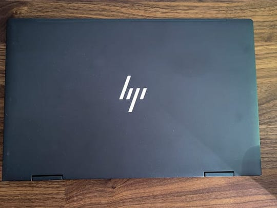 The HP Envy uses the same design playbook as HP's high-end laptops.