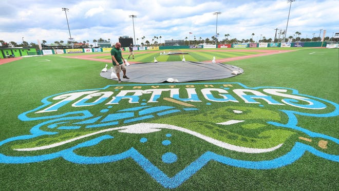 """On Tuesday, the Daytona Tortugas will host a community all-star night, where local """"all-stars"""" -- including nurses, police officers, firefighters and educators -- will take live batting practice at Jackie Robinson Ballpark beginning at 6:30 p.m."""