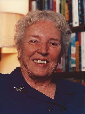 Marjorie McTaggart