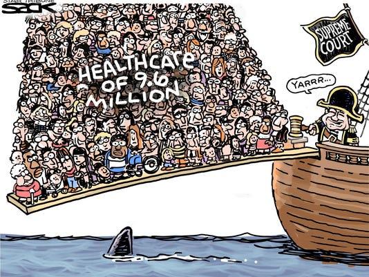 Milbank cartoon