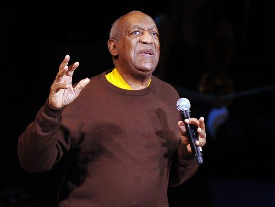 Bill Cosby in October 2010.