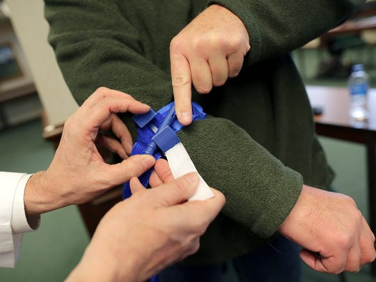 """ThedaCare launches the """"Stop the Bleed"""" initiative"""