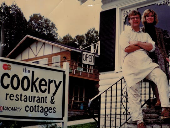 Dick and Carol Skare opened The Cookery in 1977