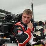 Sage Karam will be 19 and two months if he starts the upcoming Indianapolis 500