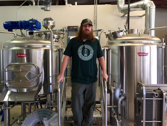 Huckleberry Brewing Company, the brainchild of Alexandria