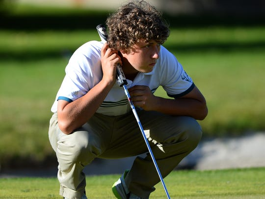 Former CMR star Ben Kaul is now a standout player on the University of Providence golf team. He is expected to contend this weekend at the Montana Men's State Amateur tournament.