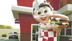 Frisch's is the nation's largest Big Boy franchisee.