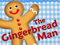 'The Gingerbread Man' Ticket Discount