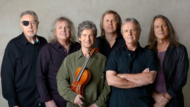 """The classic rock group Kansas, known for hit songs such as """"Carry on My Wayward Son,"""" will stop by St. Cloud this summer."""