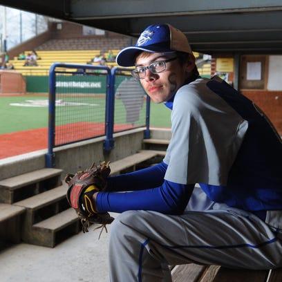 ALEC PINKERTON FEATURE-PART ONE, alec pinkerton, southeastern baseball, cancer, melinda snyder