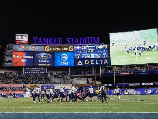 NCAA Football: Pinstripe Bowl-Northwestern vs Pittsburgh