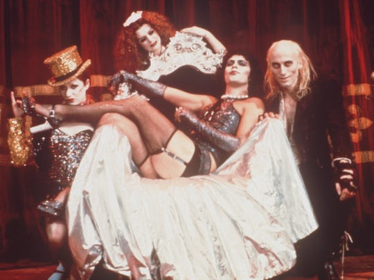 """""""The Rocky Horror Picture Show"""" will play Saturday"""