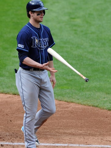 Wil Myers saw his batting average plummet from .293
