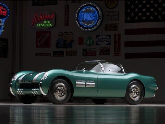 54 bonneville concept car