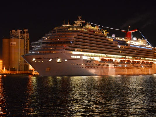 Carnival Magic Joins Port Canaveral Ship Lineup