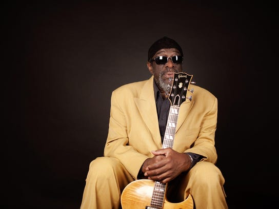 Guitarist James (Blood) Ulmer leads the Black Music