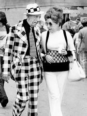 Mr. and Mrs. Orval 'Ducky' Love, Indianapolis Motor