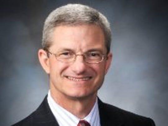 Tim Jeffries, former director of the Arizona Department