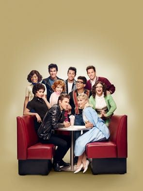 On Jan. 31, Fox will present 'Grease: Live,' an adaptation
