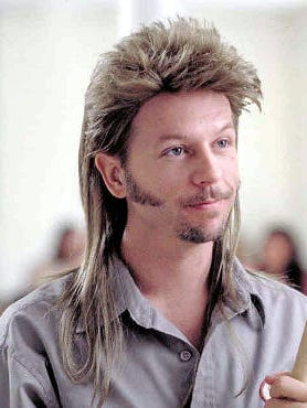 Is the much-maligned hairstyle known as the mullet poised for a comeback? Here in the South, it never went away.