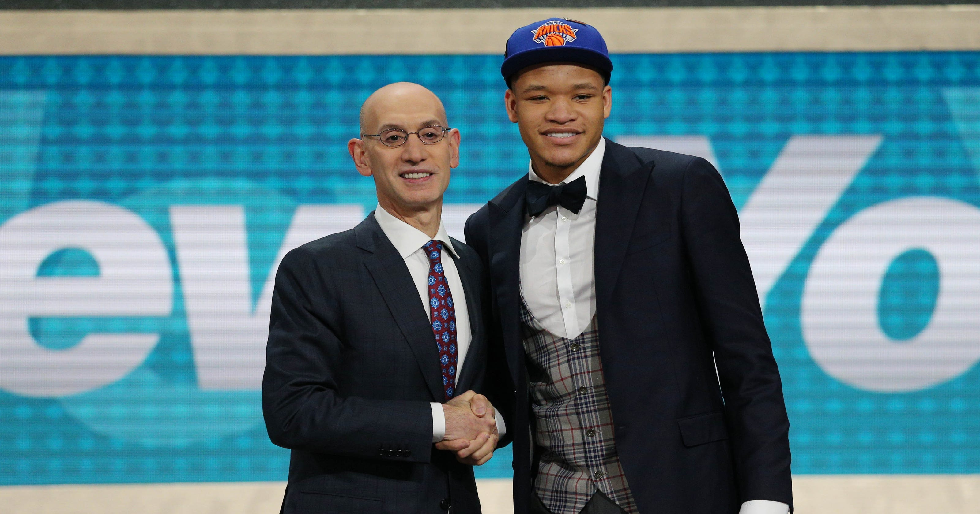 4090e298b New York Knicks  3 things to know about Kevin Knox after NBA Draft
